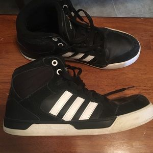 Adidas High Top Sneakers Size 7